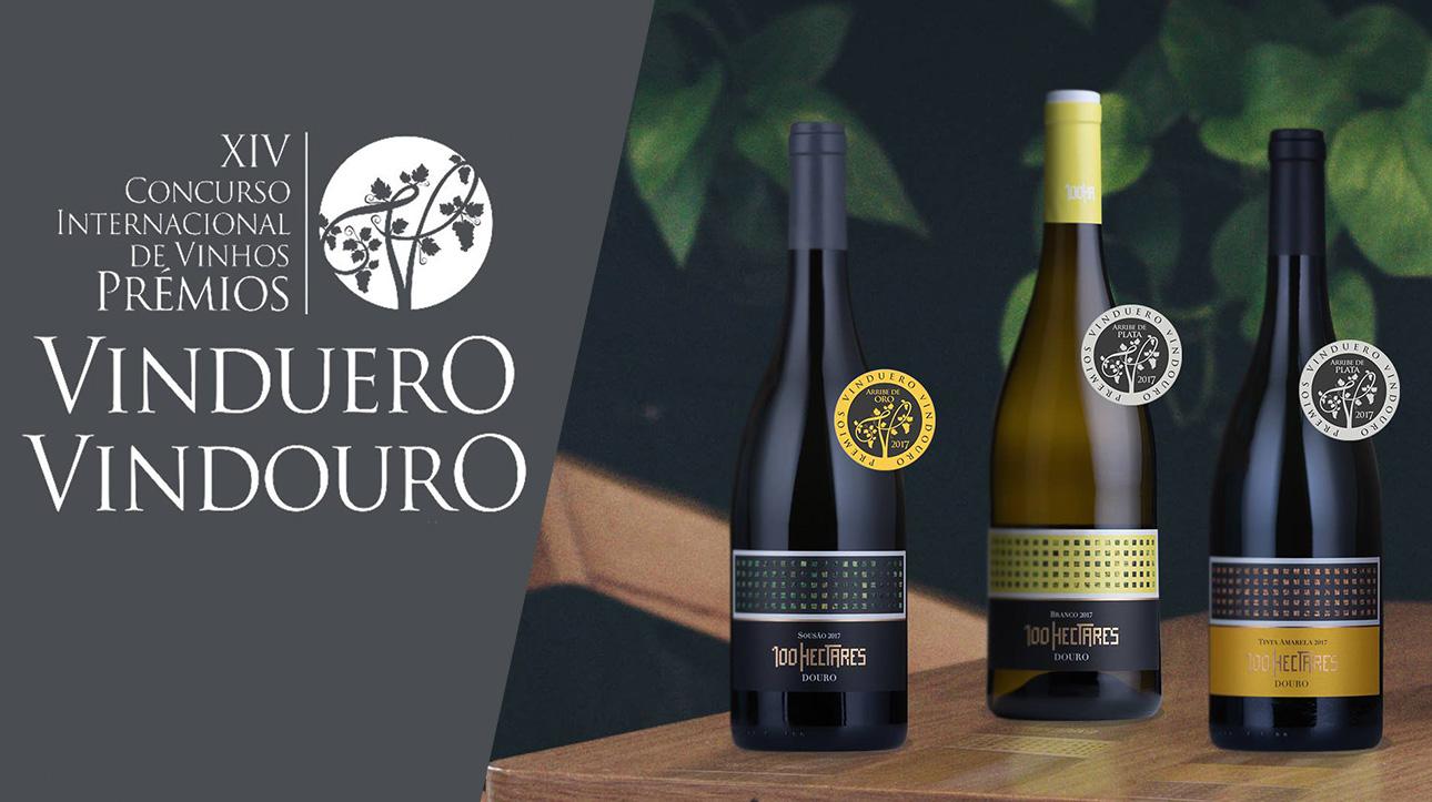 Triplamente premiados na XIV Edição dos Prémios VinDuero-VinDouro