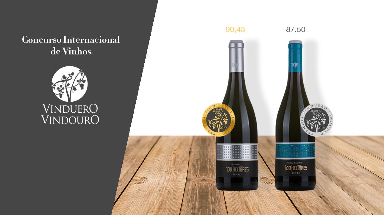 (Português) 100 Hectares vence prémios Vinduero pelo 2º Ano consecutivo